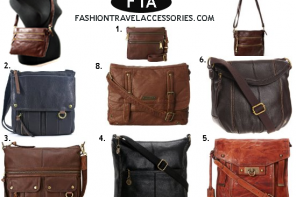 best cross body travel bags for women