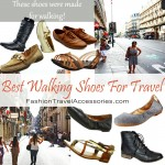 Top 5 Best Walking Shoes For Travel – Travel Shoes For Women