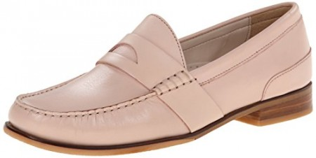 Cole Haan Women's Laurel Moc Penny Loafer, Canyon Rose, 8 B US