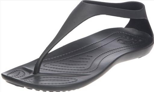 Best Walking Sandal Shoes For Travel Europe Summer Crocs Women's Sexi Flip Flop