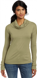 what-to-wear-in-europe-Royal Robbins Women's Nellie Cowl Shirt