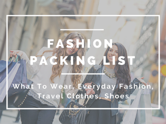 FASHION PACKING LIST 333 x 250 size