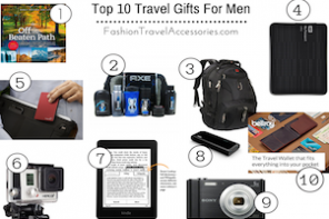 Featured Image Top 10 Travel Gifts For Men