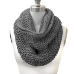 Grey Scarf 1 What To Wear In Europe Autumn Winter