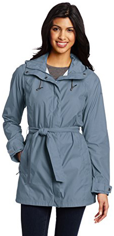 Types Of Coats Columbia Women's Pardon My Trench Rain Jacket