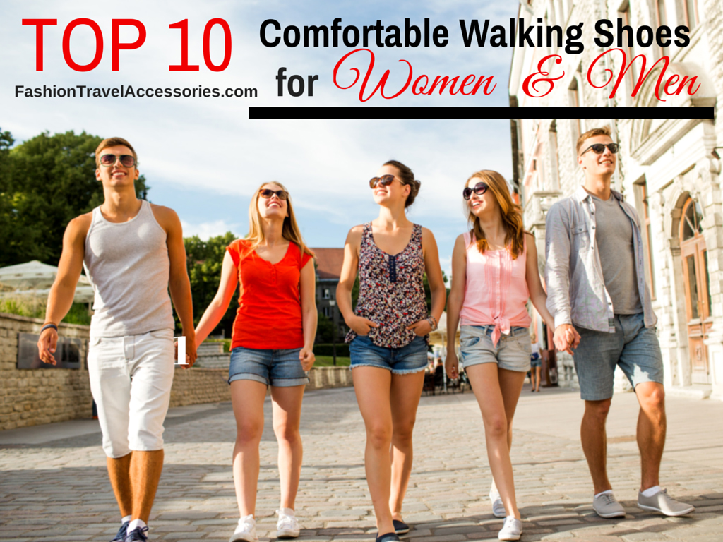 See 20 Best Comfortable Walking Shoes for Men & Women For Travel, Work, Sightseeing And For Everyday Use