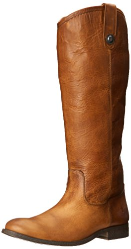 FRYE Women's Melissa Button Riding Boot