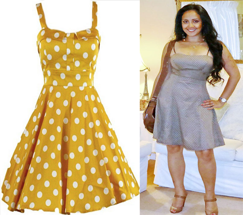 Find great deals on eBay for yellow polka dot dress. Shop with confidence.