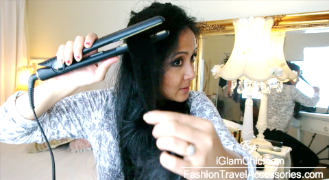 How_To_Curl_Your_Hair_With_A_Straightener_Using_GHD_4