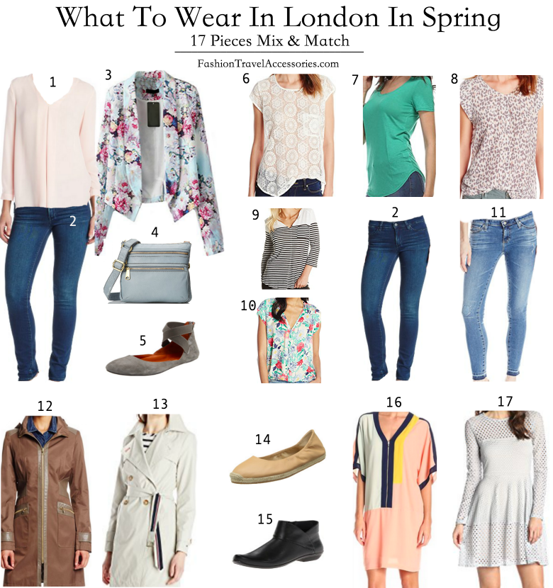 What To Wear In London: Summer, Winter, Spring, Autumn Style Guide