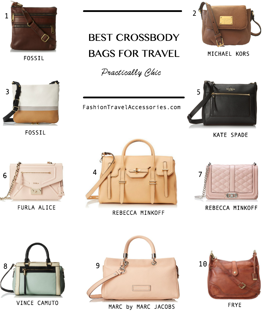 Comfortable Cross Body Bag For Travel