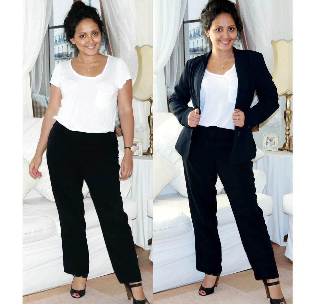 2_Group_Sophisticated_Cute_Outfits_For_Work_Everyday_Fashion_Fashion_Travel_Accessories