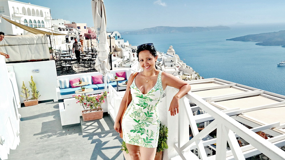 Best Things To Do In Santorini Greece: Attractions Walking Tour