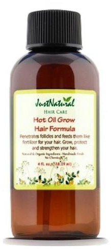 3.1 Hot Oil Grow New Hair Formula Increase Hair Growth