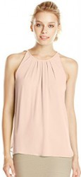 10 BCBGMAXAZRIA Women's Kymberly Sleeveless Blouse
