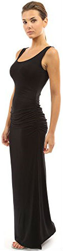 11 PattyBoutik Women's Sleeveless Summer Maxi Dress