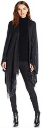 14 Spring Cardigan Sweater Paris Karen Kane Women's Fringed Cardigan