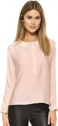 4 Spring Paris Top Milly Women's Dolman Blouse