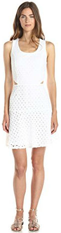 9 Summer dress Paris Jessica Simpson Women's Marissa Fit Flare Eyelet Dress