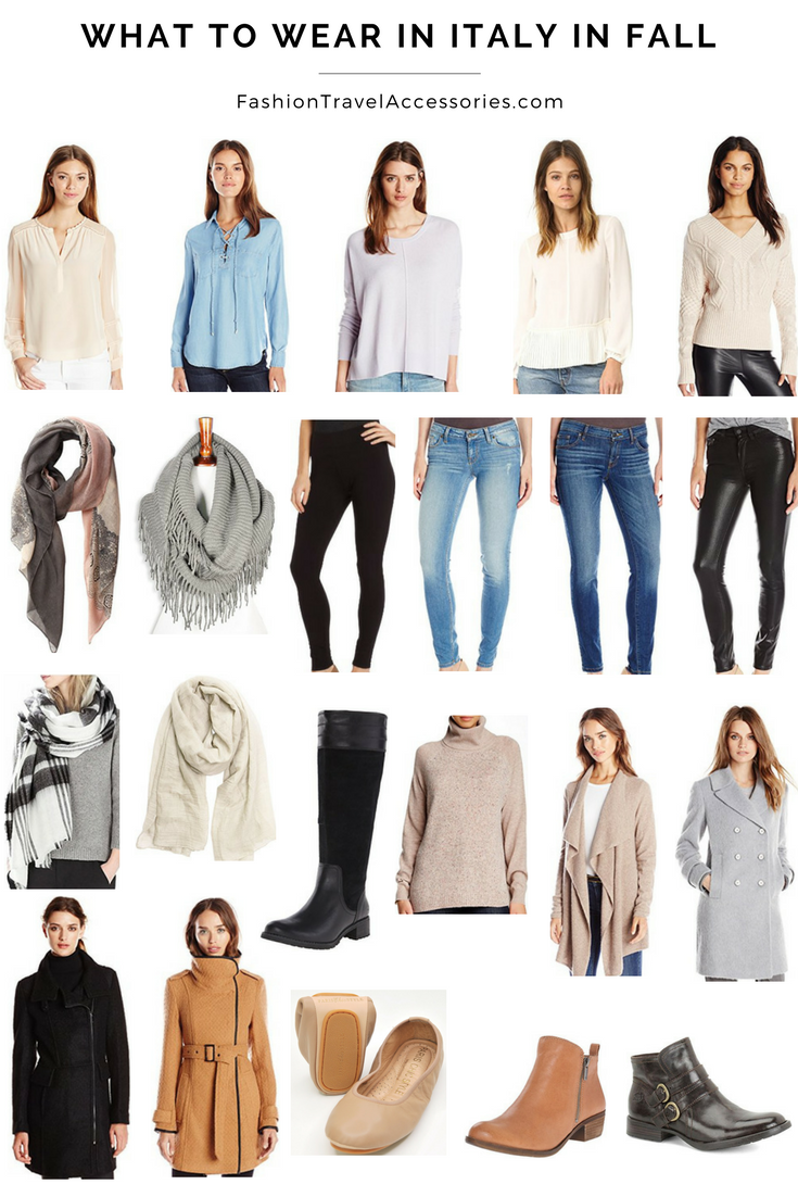What To Wear In Italy In Fall Chic Comfortable Amp Stylish