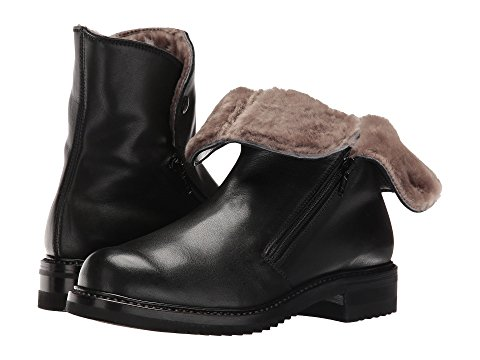 3 Best Ankle Boots For Travel, Walking, Sightseeing Outdoor, Stylish, Comfortable Gravati Double Zip Ankle Boot With Shearling Lining