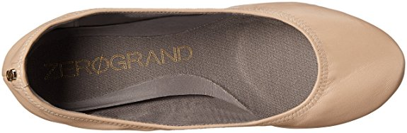 2 Best Nude Ballet Flats Cole Haan Fashion Travel Accessories