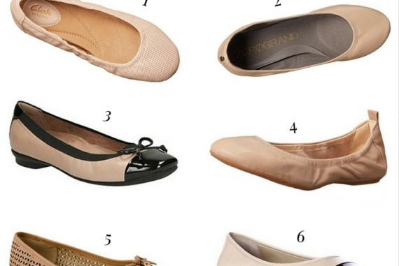 50c4367b5103 Best Nude Ballet Flats For Travel