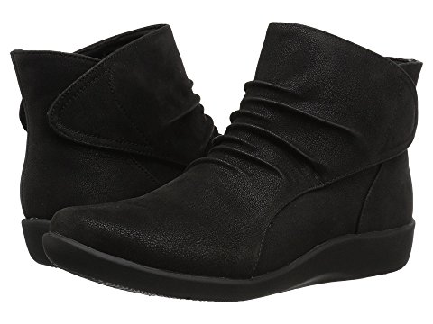 28 Comfortable Walking Shoes For Europe Clarks Women's Sillian Sway Boots